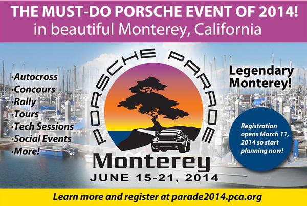 PCA 2014 Parade in Monterey California June 15-21