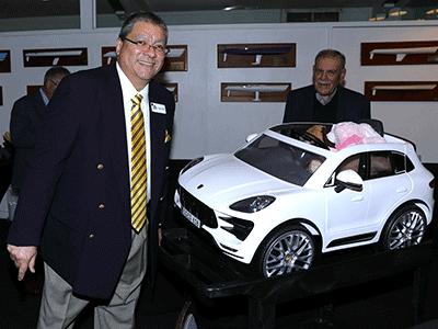 Grand Prix Region, Porsche Club of America