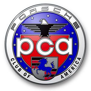 Porsche Club of America logo