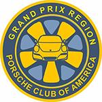 Grand Prix Region : Porsche Club of America : PCA GPX Logo