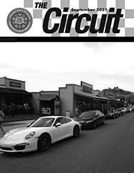 PCA Grand Prix Region newsletter